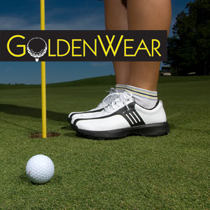 stylish golf clothing for women GoldenWear